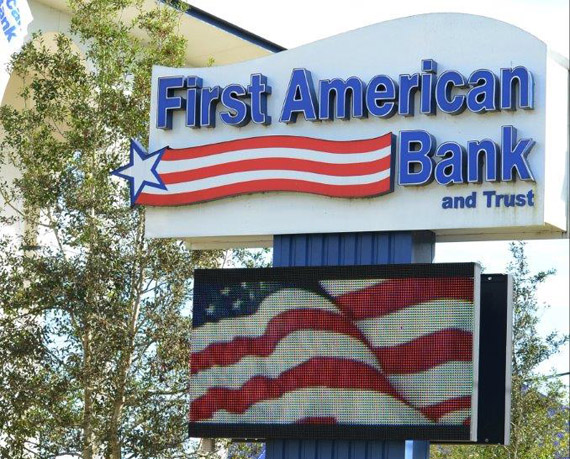 First american bank thibodaux